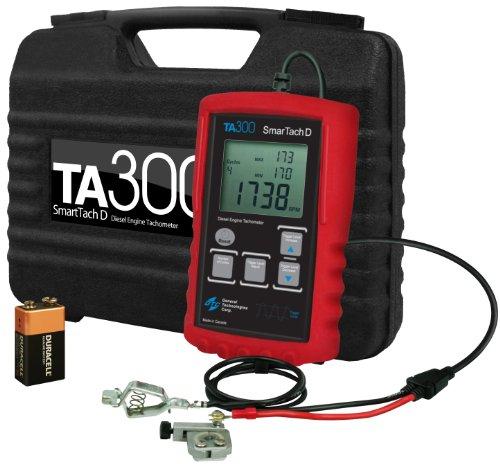 Gtc Ta300 Smartach D Digital Diesel Engine Tachometer
