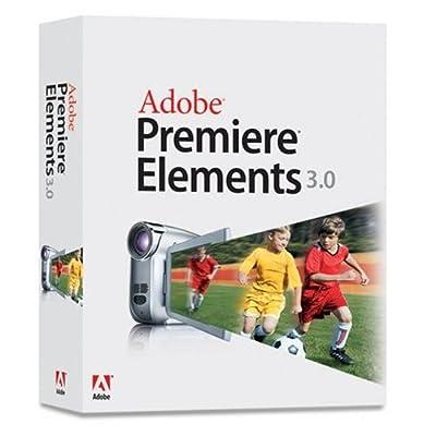 Adobe Premiere Elements 3.0 [LB] [Old Version]