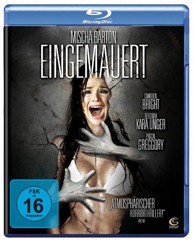 Eingemauert (Walled in) [Blu-ray]