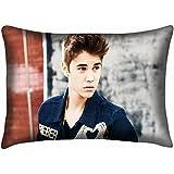 Onelee(TM) - Custom Justin Bieber Pillowcase Standard Size 20x30(one side)