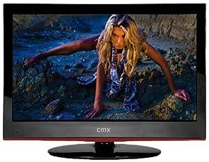 CMX LCD 7245F AT Caracal-Serie 59,7 cm (23,5 Zoll) LCD-Fernseher (Full HD, DVB-T, USB) schwarz
