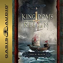 Kingdom's Reign: Kingdom Series, Book 6 Audiobook by Chuck Black Narrated by Andy Turvey
