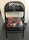 WWE Royal Rumble 2017 Commemorative Collectible Ringside Chair Alamodome