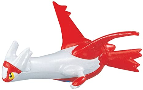 Takaratomy Pokemon Monster Collection M Figurines – M-099 – Latias