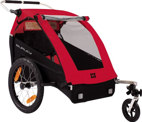 Burley Honey Bee 2011 Child Trailer Bike Trailer Picture
