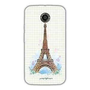 Designer Phone Covers - Moto X2-paris