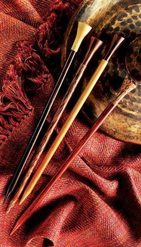 "Lantern Moon 10"" Ebony Knitting Needles by Lantern Moon"