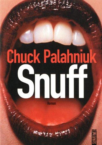 SNUFF de Chuck Palahniuk 51uK5CVlGhL._