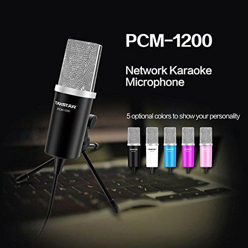 frontier-takstar-pcm-1200-microfono-professionale-per-ktv-del-computer-msn-skype