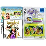 Disney Tangled with Case Bundle - Nintendo DS