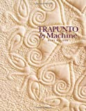 img - for Trapunto by Machine - Print on Demand Edition by Walner, Hari (2010) Paperback book / textbook / text book