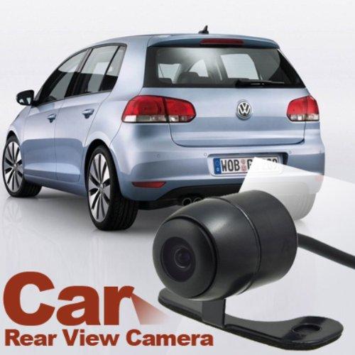 Car Rear View Reverse Backup Parking Cmos Camera Waterproof