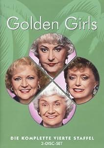 Golden Girls - die komplette vierte Staffel [3 DVDs]