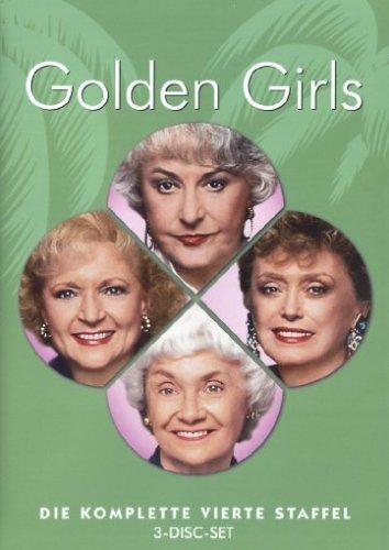 golden girls staffel 4 4 dvds preisbarometer. Black Bedroom Furniture Sets. Home Design Ideas