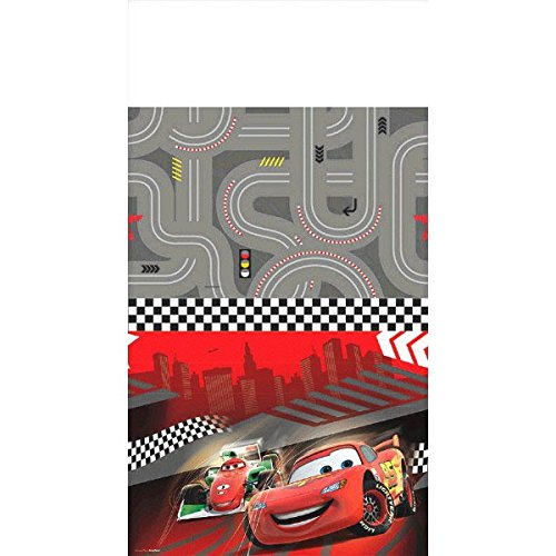 American Greetings Cars 2 Formula Racer Table Cover