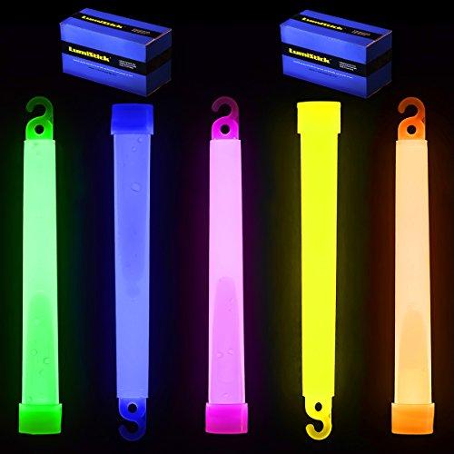 Glow Stick Halloween Crafts