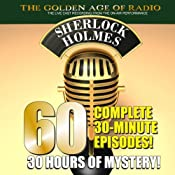 The New Adventures of Sherlock Holmes: 60-Episode Set | [PDQ AudioWorks, Arthur Conan Doyle]