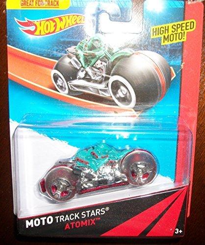 Hot Wheels Moto Track Stars Atomix