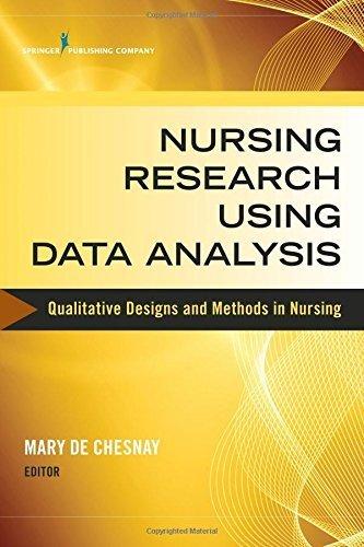 qualitative nursing research report analysis