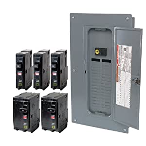 Schneider Electric QO32M100VP QO 100-Amp 32-Space 32-Circuit Indoor