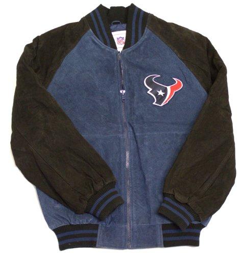 Houston texans leather jacket