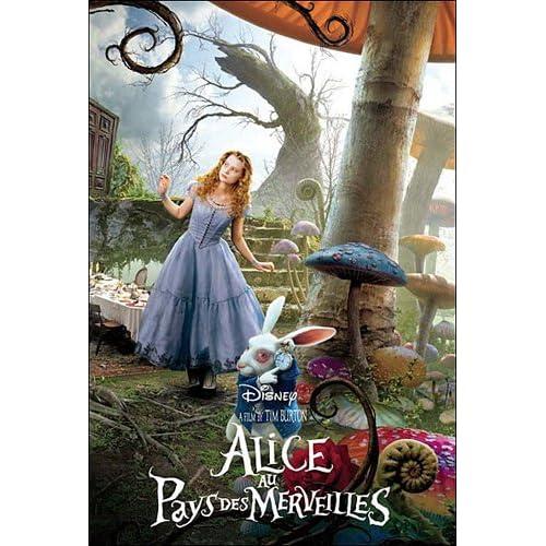 Alice au pays des Merveilles - Livres 51uKJ%2BVZUuL._SS500_