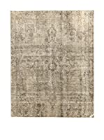 Design Community By Loomier Alfombra Revive Vintage (Gris/Beige)