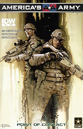 America's Army #10 - Point of Contact PDF