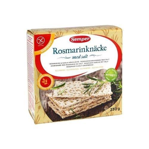 Semper Rosemary & Salt Crispbread 230 g