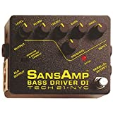 TECH21 SANSAMP BASS DRIVER D.I.