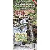 Nordwestharz Rad- und Wanderkarte 1 : 25 000
