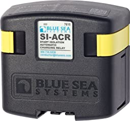 Blue Sea Systems SI-ACR Automatc Charging Relay - 12/24V DC / 120A