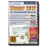 Konz Steuer 2012 - TOP-aktuell (für Steuerjahr 2012) + Konz 1000 ganz legale Steuertricks im PDF-Format zum digitalen Nachschlagen !!
