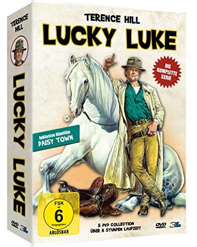 Lucky Luke - Die komplette Serie [5 DVDs]