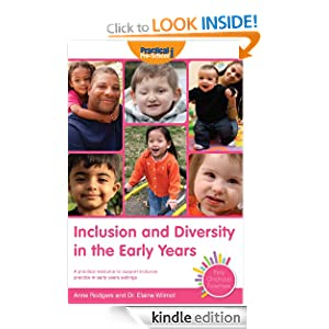 inclusion and diversity in childcare With that, the center sought ways in which to incorporate penn state's values into their curriculum among penn state's values is respect, and the importance to foster a diverse and inclusive environment although the demographics of central pa are primarily caucasian, penn state's enrollment is diverse, including many.