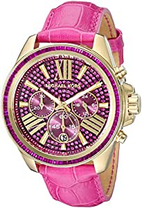 Michael Kors Women's MK2449 Wren Pink Watch