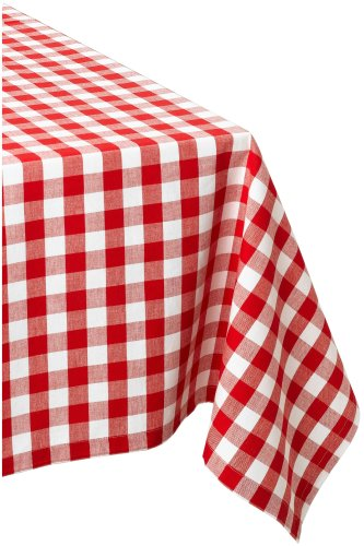 , Machine Washable, Dinner & Picnic Tablecloth