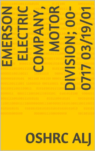 emerson-electric-company-motor-division-00-0717-03-19-01-english-edition