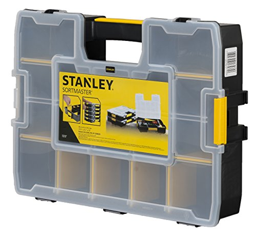 Stanley STST14027 SortMaster Tool Organizer (Storage Box Compartments compare prices)
