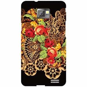 Printland Samsung I9100 Galaxy S2 Back Cover High Quality Designer Case