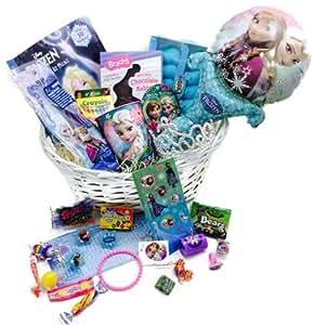 Disney Frozen Easter Basket Gift Set