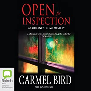 Open for Inspection Audiobook