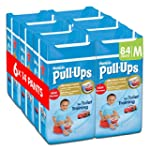 Huggies Pull-Ups Day-Time for Boys, M...