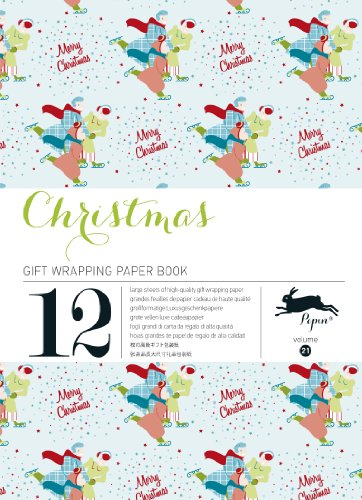Christmas (Gift Wrapping Paper Book)