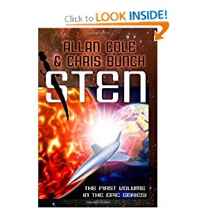 Sten: The Sten Series, Vol. 1 by Allan cole and Chris Bunch