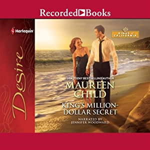 King's Million-Dollar Secret   [Maureen Child]