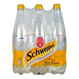 Schweppes Indian Tonic Water 3 Pack 3000g
