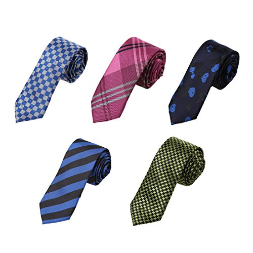 DANF02-Series-Polyester-Slim-Ties-For-Husband-5-Styles-Available-By-Dan-Smith
