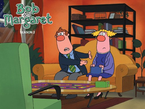 watch bob and margaret on amazon prime instant video uk