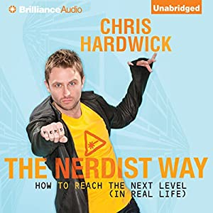 The Nerdist Way Audiobook